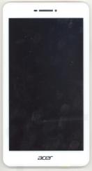 Сенсорное стекло + экран Acer Iconia Talk B1-733