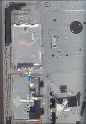 Клавиатура 5CB0N96244 с корпусом для ноутбука Lenovo IdeaPad 320