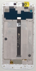 Сенсорное стекло + экран для Acer Zest Plus White Z628 (T08)