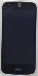 Сенсорное стекло + экран для Acer Liquid Z330, M330 White