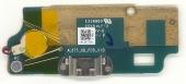Плата с разъемом питания для Acer Liquid Zest 4G
