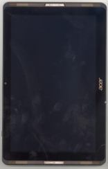 Сенсорное стекло + экран Acer Iconia Tab A3-A40