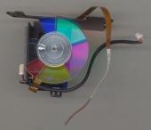 Цветовое колесо для проектора Acer P1150, P1250, P1250B, X1123H, X1223H