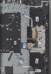 Клавиатура 5CB0R12210 с корпусом для ноутбука Lenovo IdeaPad 530S