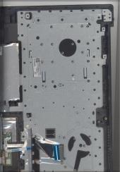 Клавиатура 5CB0R20181 с корпусом для ноутбука Lenovo IdeaPad 330