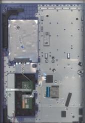Клавиатура 5CB0R16620 с корпусом для ноутбука Lenovo IdeaPad 330