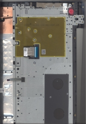 Клавиатура 5CB0N00242 с корпусом для ноутбука Lenovo Legion Y520
