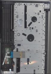 Клавиатура 5CB0R46932 с корпусом для ноутбука Lenovo IdeaPad 330