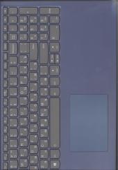 Клавиатура 5CB0R07269 с корпусом для ноутбука Lenovo IdeaPad 330S