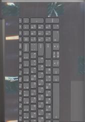 Клавиатура 5CB0R48132 с корпусом для ноутбука Lenovo IdeaPad 330