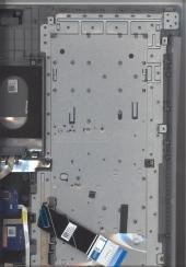 Клавиатура 5CB0S17176 с корпусом для ноутбука Lenovo IdeaPad L340