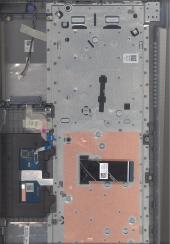 Клавиатура 5CB0S16827 с корпусом для ноутбука Lenovo IdeaPad S145