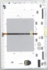 Сенсорное стекло + экран Lenovo Smart M10 TB-X605 White