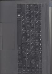 Клавиатура L51658-251 с корпусом для ноутбука HP 250 G7