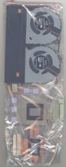 Система охлаждения 24.GXEN2.001 для Acer Aspire A717-72G