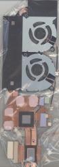 Система охлаждения 24.Q59N2.001 для Acer Nitro AN515-54, AN517-51 (GTX 1650)