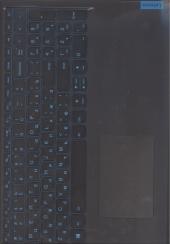 Клавиатура 5CB0U42752 с корпусом для ноутбука Lenovo IdeaPad L340