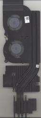 Система охлаждения 24.Q5AN2.001 для Acer Nitro AN515-54, AN517-51 (GTX 1660TI)