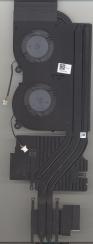 Система охлаждения 24.Q93N2.001 для Acer Nitro AN515-54, AN517-51 (RTX 2060)