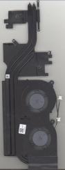 Система охлаждения 24.Q6NN2.001 для Acer Nitro AN515-43 (GTX 1050Ti)