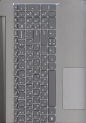 Клавиатура 5CB0S16645 с корпусом для ноутбука Lenovo IdeaPad L340
