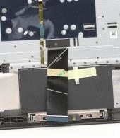 Клавиатура 5CB0X56194 с корпусом для ноутбука Lenovo IdeaPad 5 15