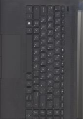 Клавиатура L20387-251, L24638-251 с корпусом для ноутбука HP Pavilion